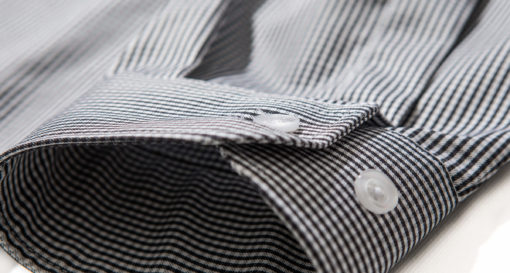 Herrenhemd mit Knopfleiste in versch. Farben